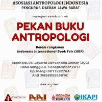 AAI Pengda Jabar ikuti Indonesia International Book Fair 2017